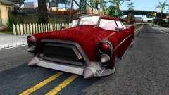 XNA Corvega Fallout 4 para GTA San Andreas