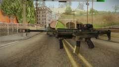 Battlefield 4 - U-100 MK5 para GTA San Andreas