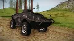 GTA 4 EFLC TBOGT - APC para GTA San Andreas