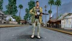 SKIN GTA ONLINE DLC para GTA San Andreas