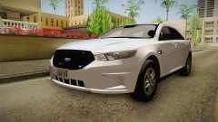 Ford Taurus Unmarked 2014 para GTA San Andreas