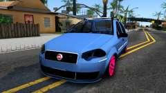 Fiat Siena para GTA San Andreas