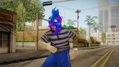 El bandido de los Aztecas para GTA San Andreas