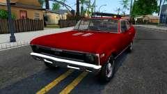 Chevrolet Nova SS para GTA San Andreas