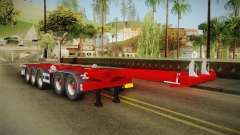 Trailer Container v2 para GTA San Andreas