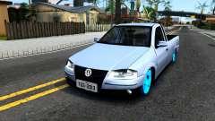 Volkswagen Saveiro G4 para GTA San Andreas