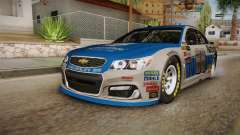 Chevrolet SS Nascar 88 Nationwide 2017 para GTA San Andreas