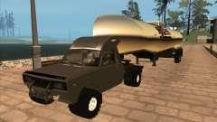 IZH 27175 para GTA San Andreas