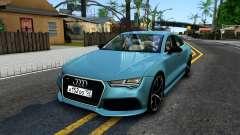 Audi RS7 Sportback para GTA San Andreas