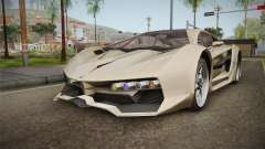 GTA 5 Pegassi Lampo 2017 para GTA San Andreas