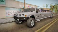 GTA 5 Mammoth Patriot Limo IVF para GTA San Andreas