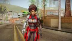 Marvel Future Fight - Misty Knight para GTA San Andreas