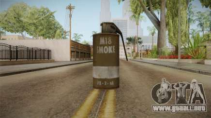 Battlefield 4 - M18 para GTA San Andreas