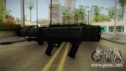 Blacklight: Retribution - RL5 Armor Stinger para GTA San Andreas