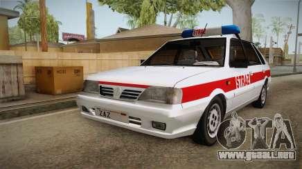 Daewoo-FSO Polonez Caro Plus 1.6 GLi Seguridad para GTA San Andreas
