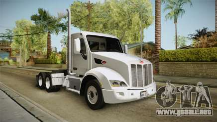 Peterbilt 579 Day Cab para GTA San Andreas