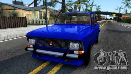 Moskvich-412 v1.0 para GTA San Andreas
