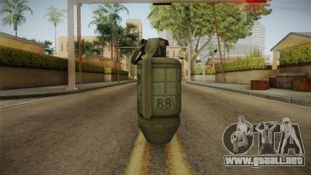 Battlefield 4 - M34 para GTA San Andreas