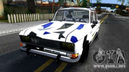 AZLK Moskvich 2140 RDM para GTA San Andreas