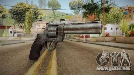 Survarium - Magnum Revolver para GTA San Andreas