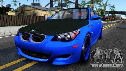 BMW E60 M5 para GTA San Andreas