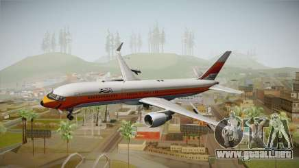 Boeing 757-200 Pacific Southwest Airlines para GTA San Andreas