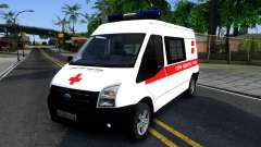 "Ford Transit ""Ambulancia"" para GTA San Andreas"