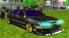 PEUGEOT 406 SLS TAXi 3 para GTA San Andreas