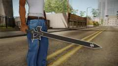 Sword Art Online - Elucidator para GTA San Andreas