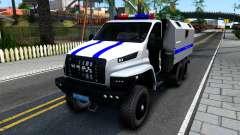 Ural SIGUIENTE de la Policía para GTA San Andreas