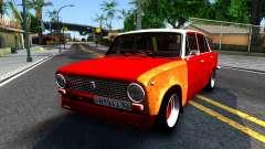 VAZ 2101 V3 GVR para GTA San Andreas