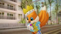Conker the King para GTA San Andreas