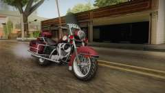 GTA 5 Police Bike para GTA San Andreas