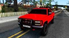 GMC Sierra 1992 para GTA San Andreas