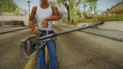 PKT Tank Machine Gun para GTA San Andreas