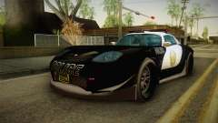 GTA 5 Bravado Banshee Supercop para GTA San Andreas
