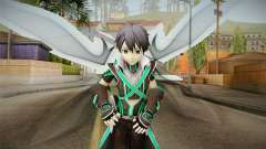 The Lost Song - Kirito Alo para GTA San Andreas