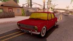 VAZ 2101 Borgoña para GTA San Andreas