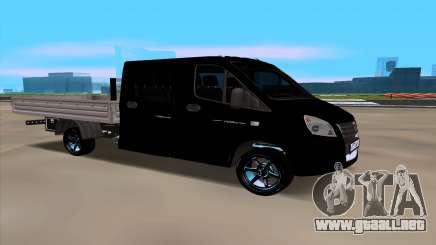 GAZ Next para GTA San Andreas