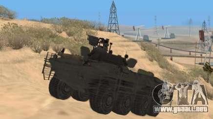 El BTR-90 para GTA San Andreas