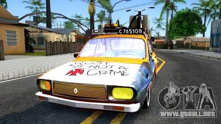 Renault 12 El Rat para GTA San Andreas