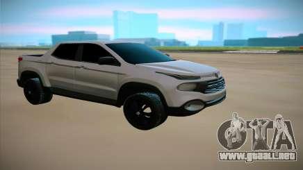 Fiat Toro para GTA San Andreas