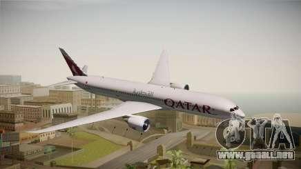 Boeing 787 Qatar Airways para GTA San Andreas