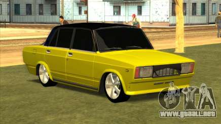 VAZ 2105 Golden Brodyaga Tuned para GTA San Andreas