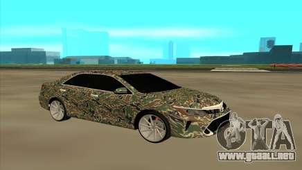 Toyota Camry V55 3.5 para GTA San Andreas