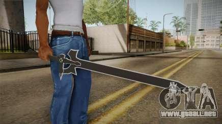 Sword Art Online - Elucidator para GTA San Andreas