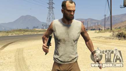 Throwing Knives 1.1 para GTA 5