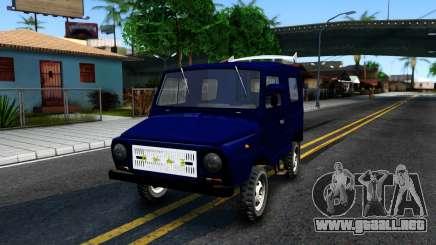 LuAZ 969М Suite para GTA San Andreas