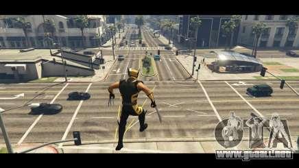 Wolverine V 1.0 BETA para GTA 5