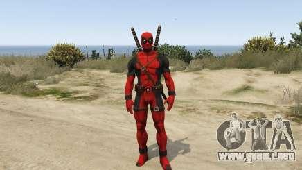 Deadpool 2.0 para GTA 5